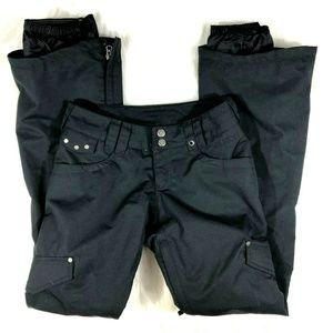 Burton Black DryRide Snowboard Ski Pants